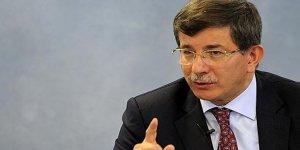 Davutoğlu: PKK ve YPG ayağını denk alsın!
