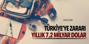 Kaçak piyasası Türkiye'yi 7.2 milyar dolar zarara sokuyor