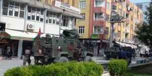 Mardin'de DBP  binasında arama!