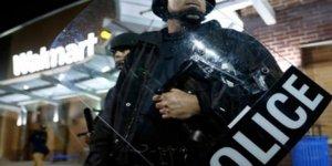 ABD'de silahlı çatışma! Bir polis öldürüldü