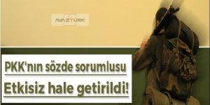PKK'nın Tunceli bölge sorumlusu öldürüldü!