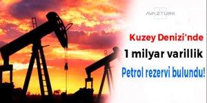 1 milyar varillik petrol rezervi bulundu!