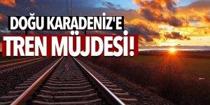 Doğu Karadeniz'e tren müjdesi!