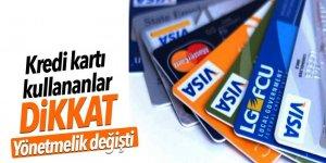 BDDK'dan banka ve kredi kartlarında değişiklik