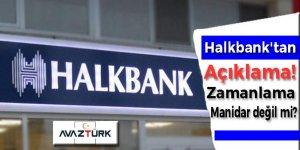 Halkbank'tan Mehmet Hakan Atilla'nın gözaltına alınmasıyla ilgili açıklama!