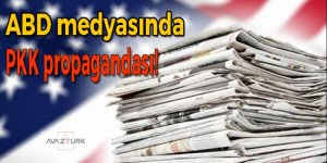 ABD medyasında PKK propagandası!