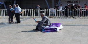 HDP'nin 'hayır' mitingine kimse katılmadı!