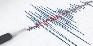 4 büyüklüğünde korkutan deprem!