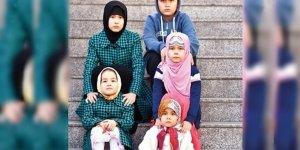5 Tacik çocuk ortada kaldı!