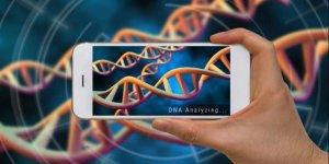 Akıllı telefonla DNA testi yapılabilecek