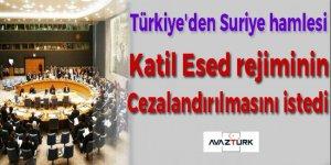 Türkiye'den Suriye hamlesi! Esed rejiminin...