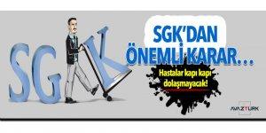 SGK'dan önemli karar…  Eczanelerde satılabilir