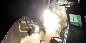 ABD'nin bombaladığı hava üssünden jetler havalandı