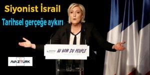 Siyonist İsrail: Tarihsel gerçeğe aykırı