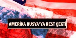 ABD, Rusya'ya rest çekti: Ya biz ya da Esed!