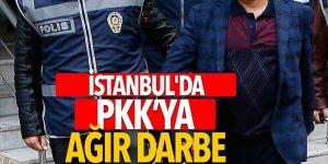 İstanbul'da terör operasyonu: 27 gözaltı