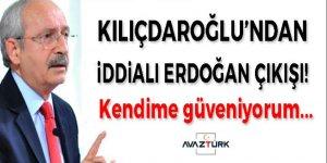 Kılıçdaroğlu'dan çok iddialı Erdoğan çıkışı!