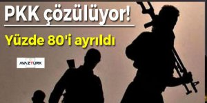 PKK çözülüyor! Yezidilerin yüzde 80'i ayrıldı