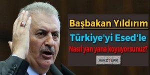Başbakan sert konuştu: Türkiye'yi Esed'le nasıl...