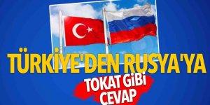 Türkiye'den Rusya'ya idlib cevabı