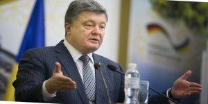 Poroşenko: Topraklarımızın her santimetresi için mücadele edeceğim