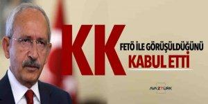 KK FETÖ ile görüşüldüğünü kabul etti