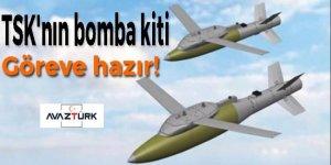 TSK'nın müthiş bomba kiti göreve hazır!
