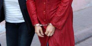 FETÖ'nün Mersin il ablası tutuklandı