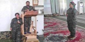 YPG'li teröristler camilerle dalga geçti