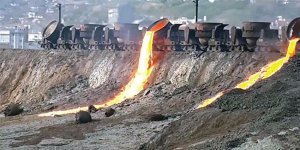 Demir-çelik fabrikasında patlama!