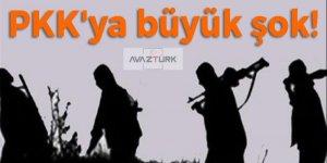 PKK'ya büyük şok! Sözde 50 üst düzey sorumlu...