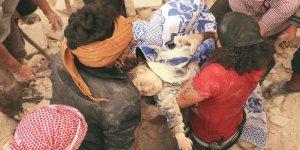 Vakum bombaları ile yine sivilleri katlettiler!