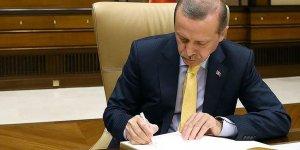 Cumhurbaşkanı Erdoğan 3 üniversiteye rektör atadı!