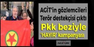 AGİT'in gözlemcileri terör destekçisi çıktı!