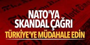 NYT, NATO'yu Türkiye'ye müdahale etmeye çağırdı