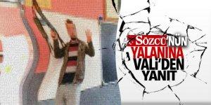 Validen 'silahlı fotoğraf' açıklaması