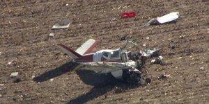 Uçak kazası : Ölü ve yaralı var!