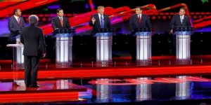 Beş başkan adayı İsrail'de birleşti
