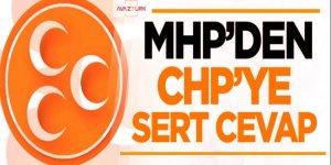 MHP'den CHP'nin sokak tehdidine çok sert cevap!