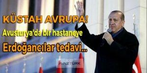 Avrupa Erdoğan'a karşı yine hortladı!