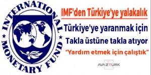 IMF: Yardım etmek için çalıştık