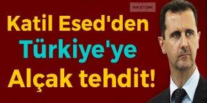Katil Esed'den Türkiye'ye alçak tehdit!