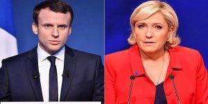 Fransa'da Cumhurbaşkanlığı seçimi ikinci turda!