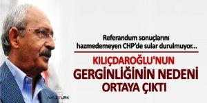 Referandum sonuçlarını hazmedemeyen CHP'de sular durulmuyor