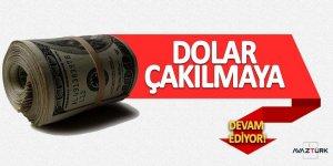 Dolar çakılmaya devam ediyor!