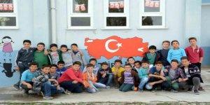 Köy okullarına 'gönüllü gençlik' dokunuşu!