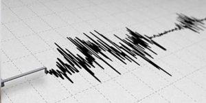 Manisa'da korkutan deprem