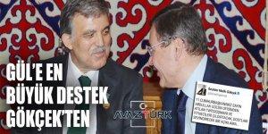 Abdullah Gül'ün imdadına Gökçek yetişti!