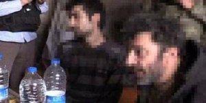 Teslim olmak isteyen PKK'lı teröristler!