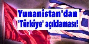 Yunanistan'dan 'Türkiye' açıklaması: Biz kaybederiz!